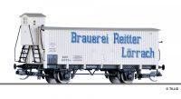 Tillig 17367 TT- Kühlwagen BadStB Ep. I