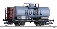 "Tillig 95863  TT - Kesselwagen ""Naphta-Industrie-Gesellschaft Gebrüder Nobel KPEV, Ep.I"