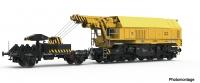 Roco 73035 H0 - Digital-Eisenbahndrehkran, DB IV-V