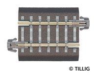 Tillig 83704 TT- BG 5 gerades Bettungsgleis 36,5 mm