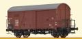 Brawa 47973 H0- Gedeckter Güterwagen Gms 30 SAAR, Ep.III EUROP