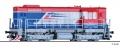 Tillig 02759 TT- Diesellok R 740 016-1, SK-LRL