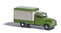 Busch 52000 H0- Framo V901/2 Kofferwagen, grün, 1957