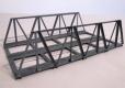 Hack Modellbahnartikel 10111 H0 - Vorflutbrücke 18 cm 2-gleisig
