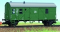 Hädl Manufaktur 113003-01 TT - Güterzuggepäckwagen Pwgs 44 DR,Epoche III