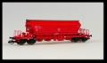 Kühn 51450 TT - Kaliwagen Taoos 9331, rot, DB AG, Wagen, Epoche V