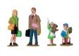 LGB L53004 Figurenset Familie