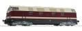 Roco 73887 H0 - Diesellokomotive 118 548-7, DR IV / Sound Regierungszuglok 1