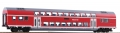 Roco 74145 H0 - Doppelstockwagen, DB AG, VI, LED-Beleuchtung