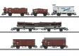 Märklin 46017 H0 - Güterwagen-Set zur Dampflokomotive BR 95 DRG II