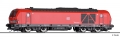 Tillig 04851  TT - Diesellokomotive BR 247 der Siemens AG / DB Cargo VI