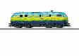 Märklin 39219 H0 - Diesellokomotive Baureihe 218 DB AG V mfx/Sound