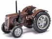 Busch 211006715 N- Traktor Famulus, braun/grau (DDR)