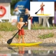 Busch 7864 H0- Action Set: Stand Up Paddling